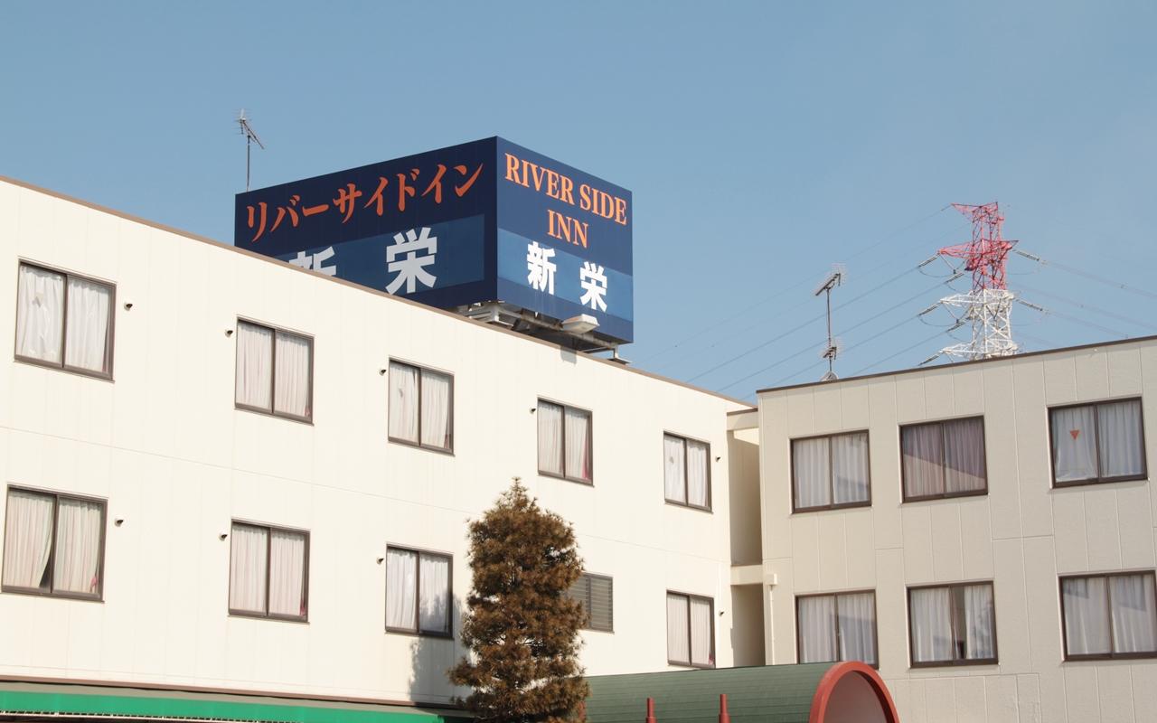 ビジネスホテル リバーサイドイン新栄